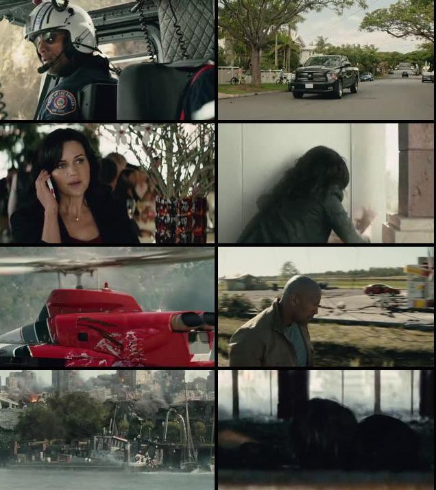 San Andreas 2015 Dual Audio Hindi BRRip 480p