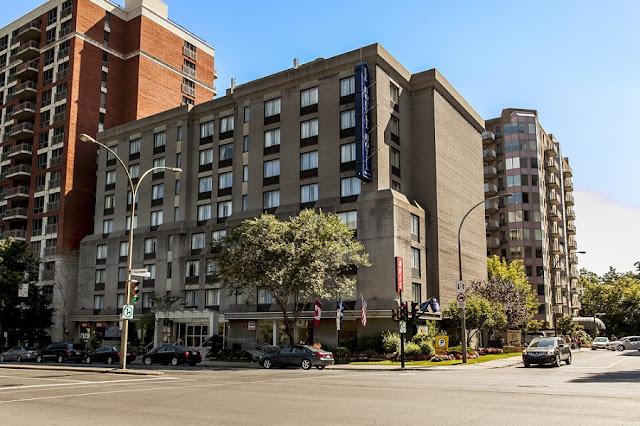 Le Nouvel Hotel & Spa em Montreal