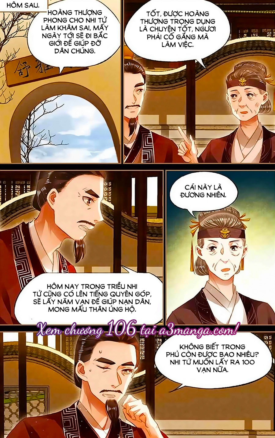 Thần Y Đích Nữ chap 105 - Trang 8