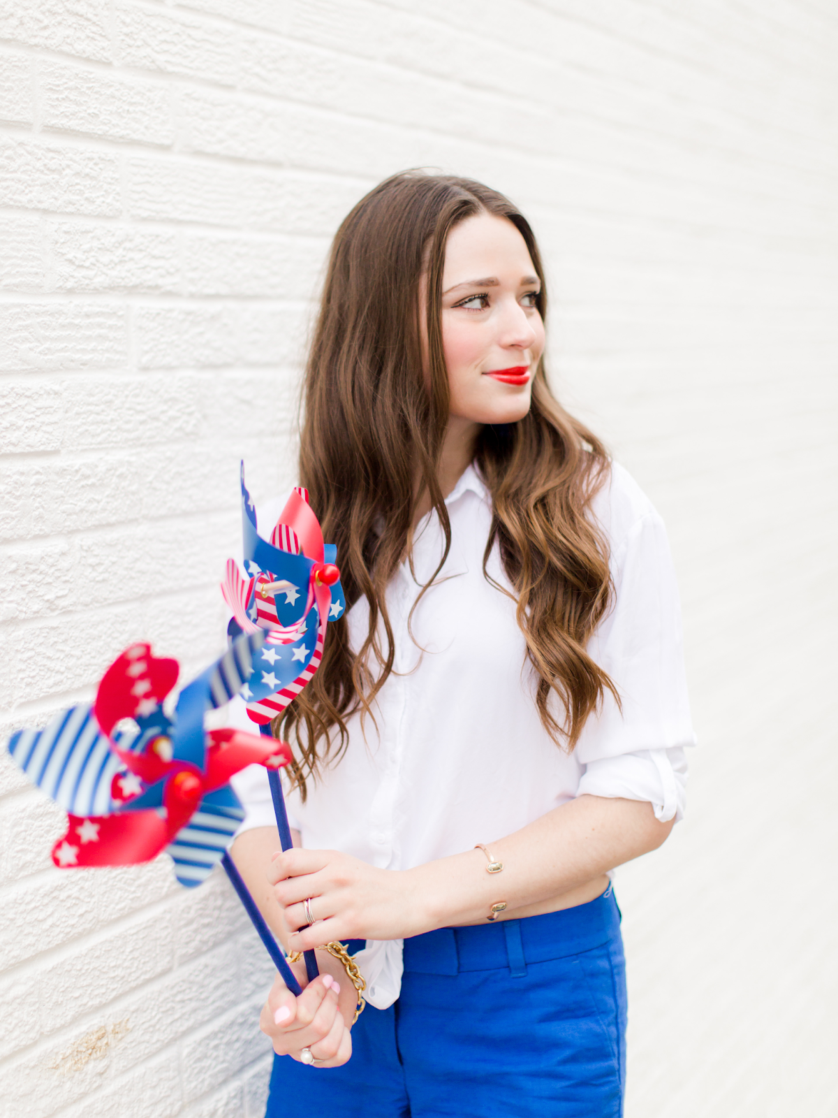 J.Crew 4th of July Outfit