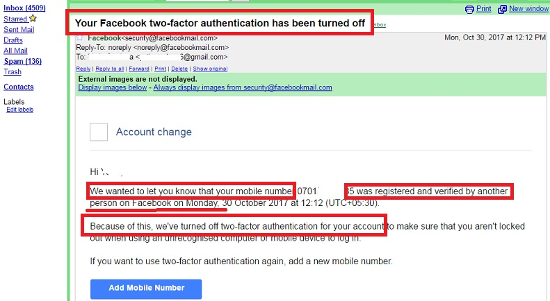 How To Turn Off 2-Step Verification On Facebook Without