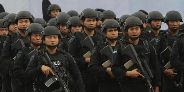 Polisi di Papua Tingkatkan Pengamanan Jelang 1 Desember