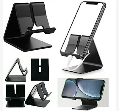 Verigle Phone Holder - Desktop Stand for Smartphones and Tablets