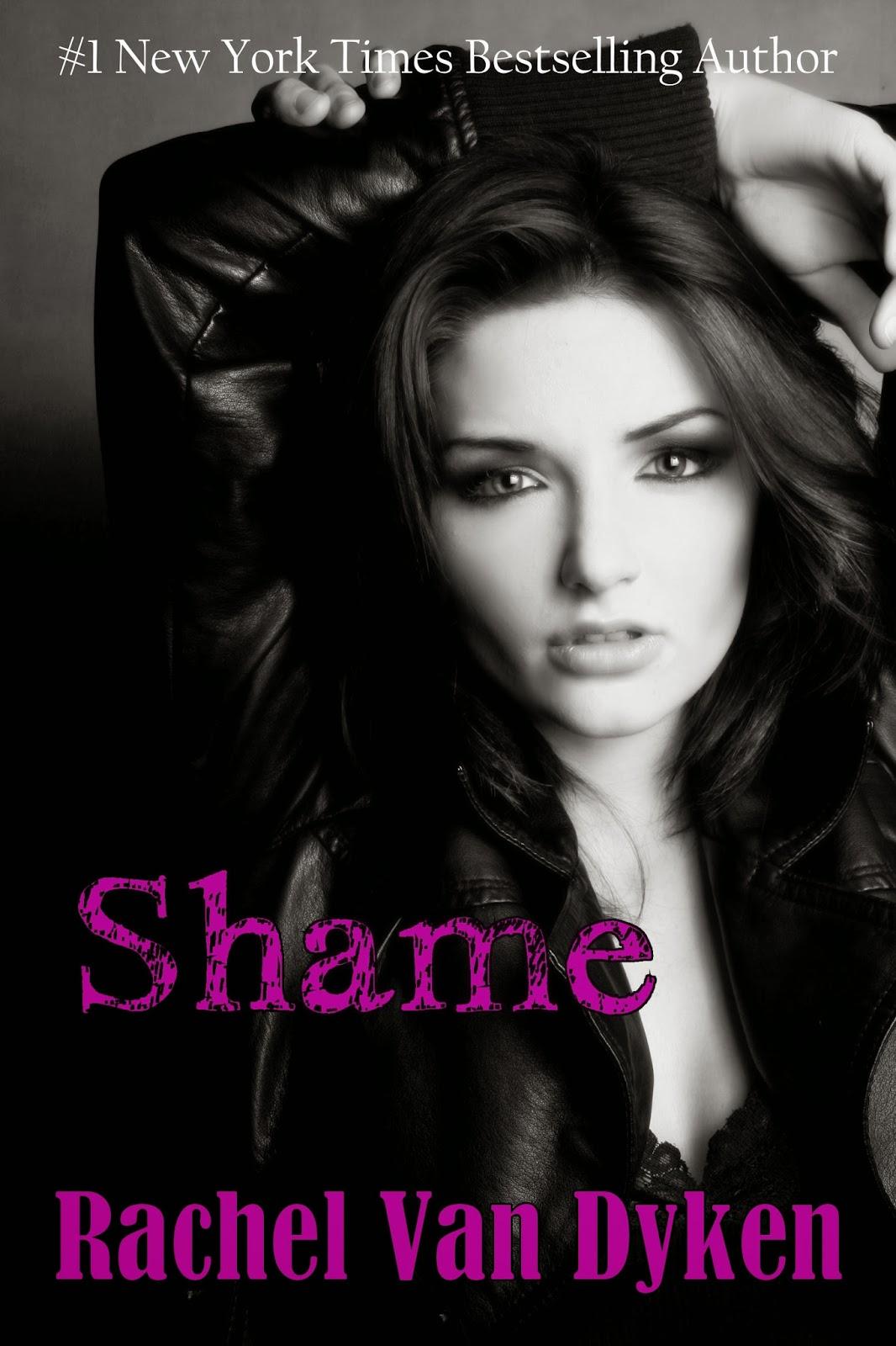 COVER REVEAL: SHAME by Rachel Van Dyken