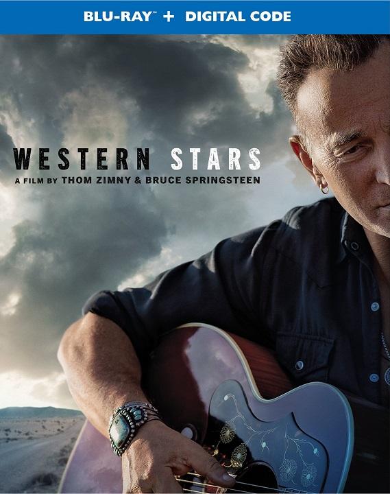 Own Western Stars on Blu-ray and DVD on December 19. (Warner Bros)