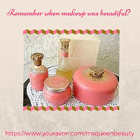 Vintage Avon Products Beauty Cosmetics