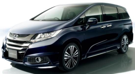 2016 Honda Odyssey Release Date And Redesign Canada