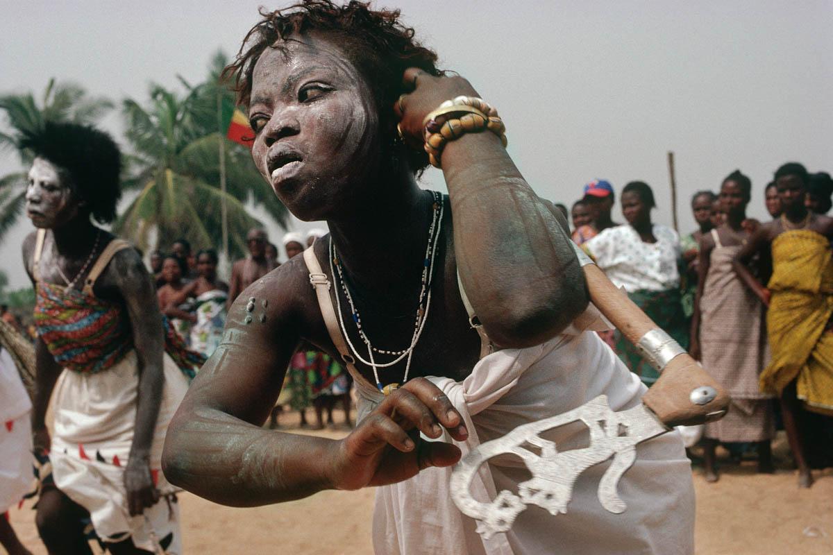 религиозные обряды африки долго