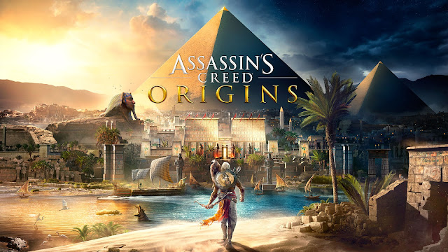 Assassin's Creed Origins: PS4 Review
