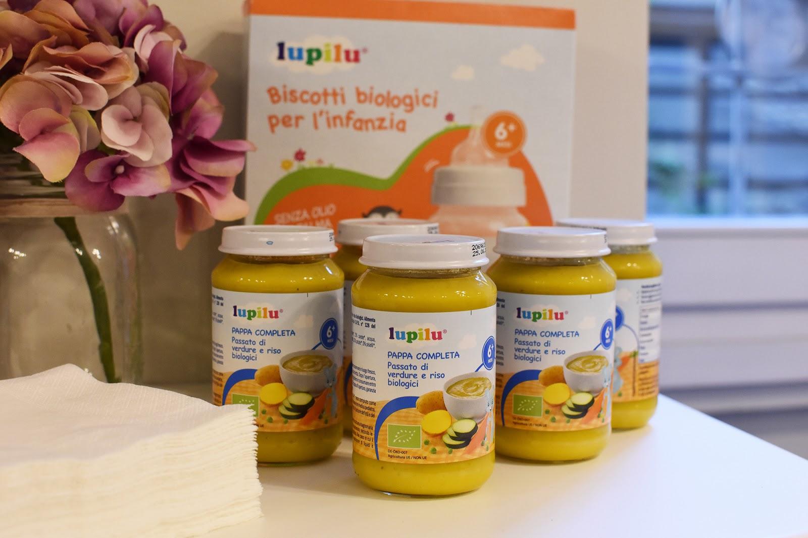 prodotti baby biologici