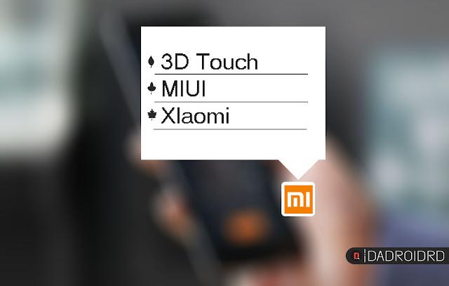 Cara aktifkan 3D Touch di versi MIUI Xiaomi terbaru