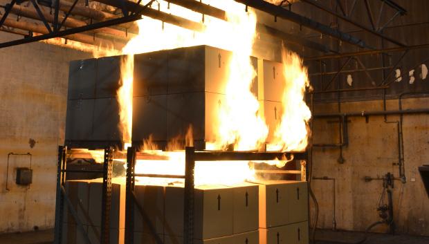 Prevención de incendios en industrias