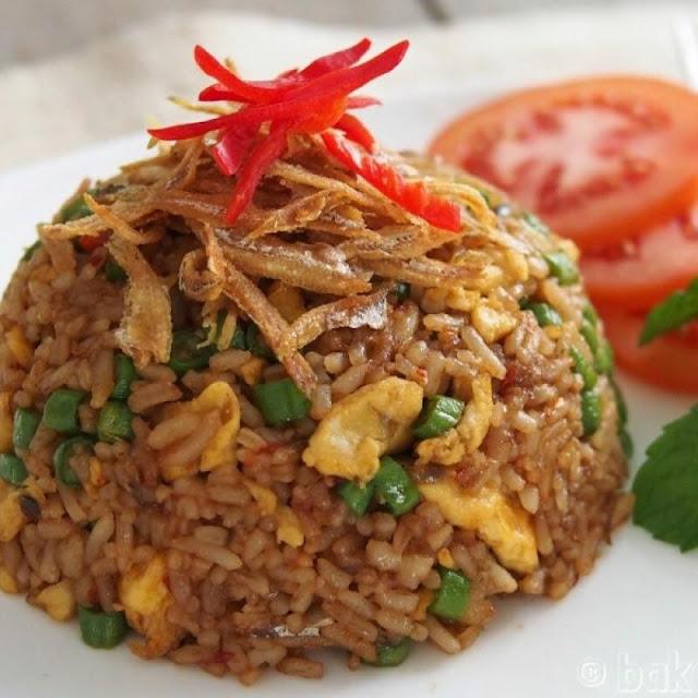 Resepi Nasi Goreng Kampung Mudah dan Sedap