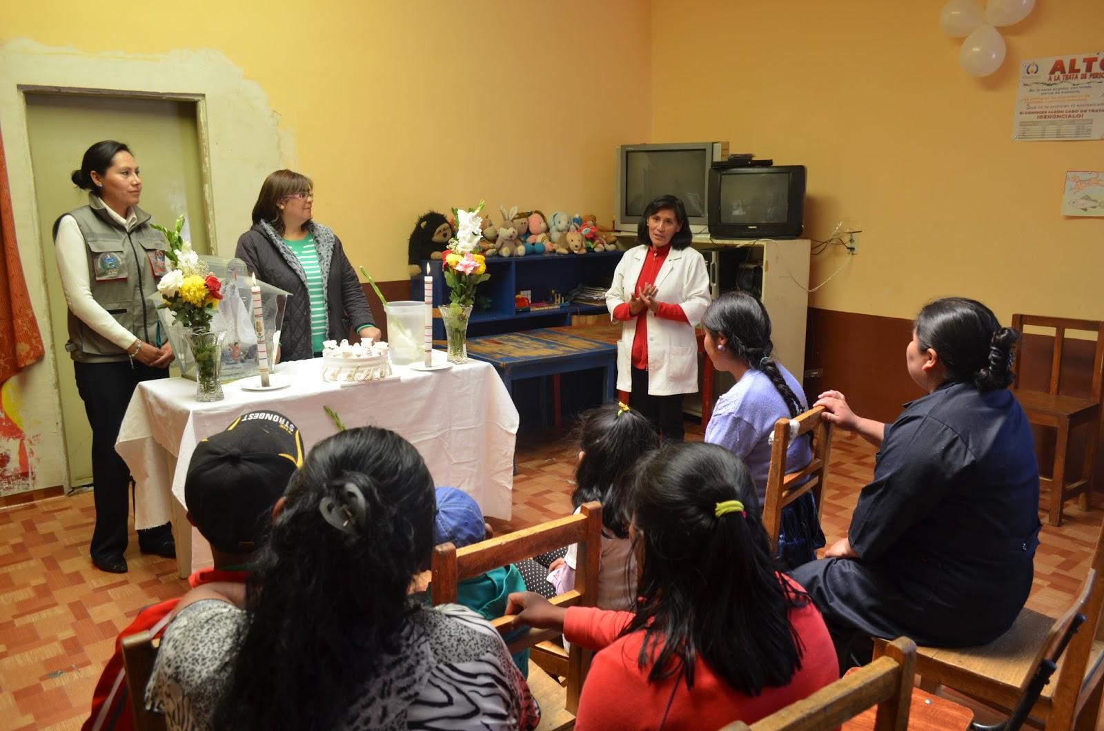 Centro brinda un servicio de atención integral a mujeres víctimas de violencia desde los 18 a 59 años