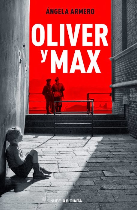 Con un libro en la mano: OLIVER Y MAX (Ángela Armero)