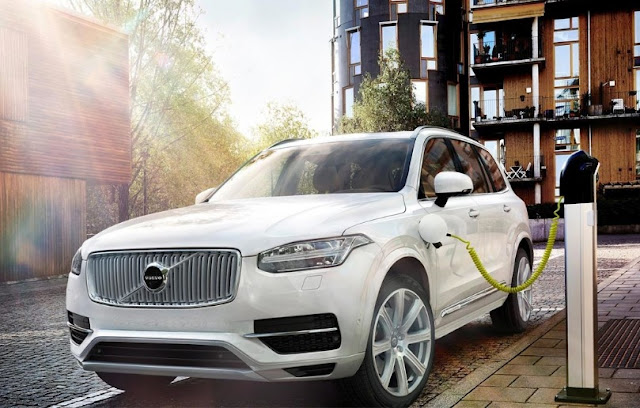 All Volvo Cars Will Be Electric or Hybrid By 2019