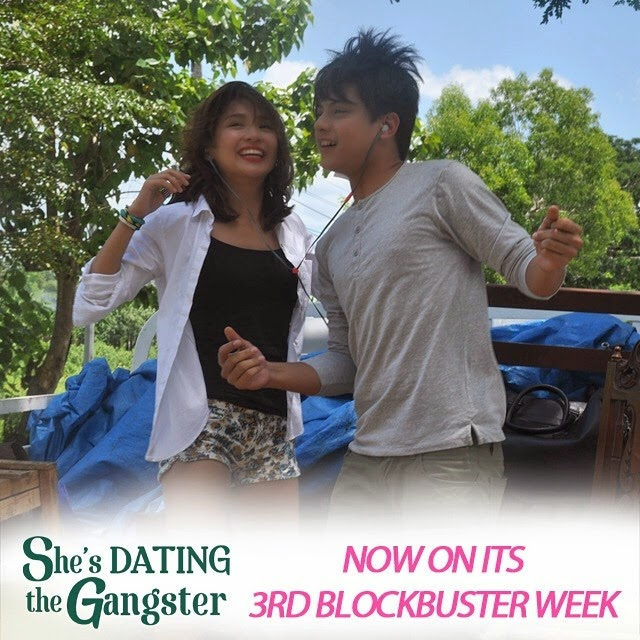She is dating a gangster full movie kathniel news