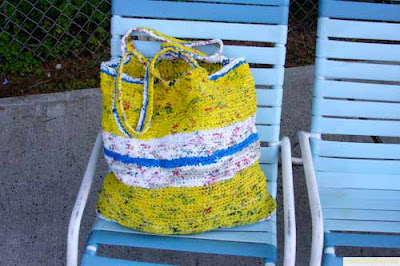 Cool and Creative Ways To Reuse Plastic Bags (45) 21