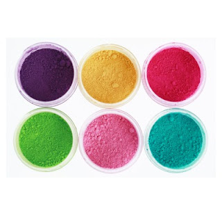 FUN KID PROJECT: Make powdered paint for arts, crafts, & play (easy recipe!!)