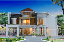 Kerala Modern House Design