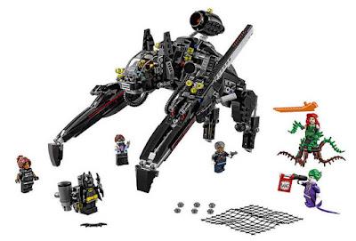 JUGUETES - LEGO Batman La Película  70908 Criatura  Producto Oficial | Piezas: 775 | Edad: 9-14 años  Comprar en Amazon España