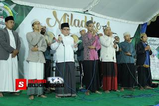 Ponpes Al Bahroin Padangan Gelar Peringati Milad ke 1.