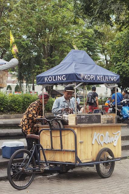 kopi keliling indonesia
