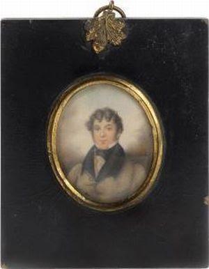 Miniature Thomas Phillips