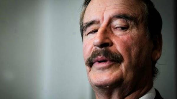 Ya son mas de  500 mil firmas que  exigen se le quite la pensión vitalicia a Vicente Fox ¿Yo estoy de acuerdo y tu?