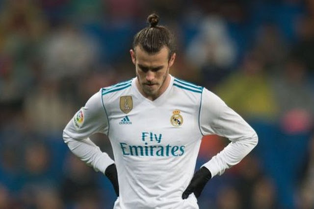 СМИ: китайский клуб предложил за Бэйла € 120 млн