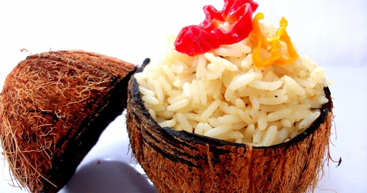 How to Cook Nigeria Coconut Rice ~ 2dayknowledge.blogspot.com