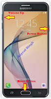 Hard Reset Samsung Galaxy J7 Prime 2016