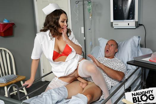 Doctor Adventures – Lily Love: Perks Of Being A Nurse