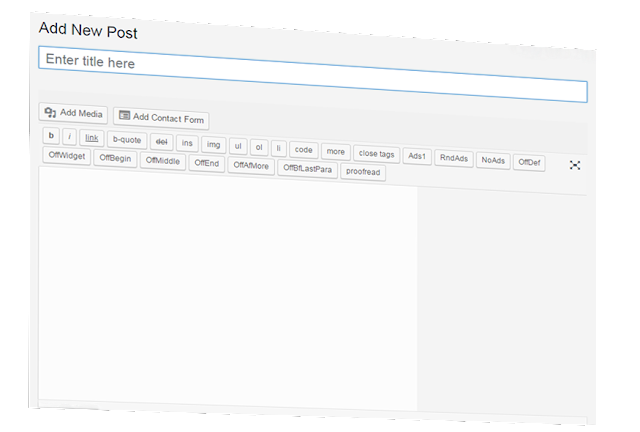 Cara Mengatasi Postingan Wordpress Tidak Muncul Menu HTML Dan Text