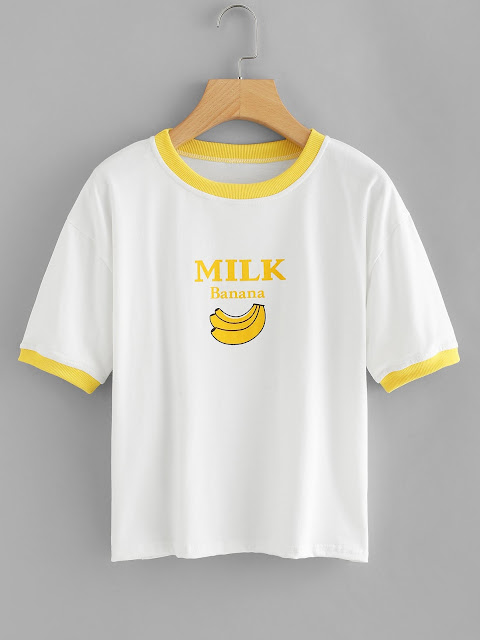 Kawaii Shirts You Need In Your Life! - banana shirt