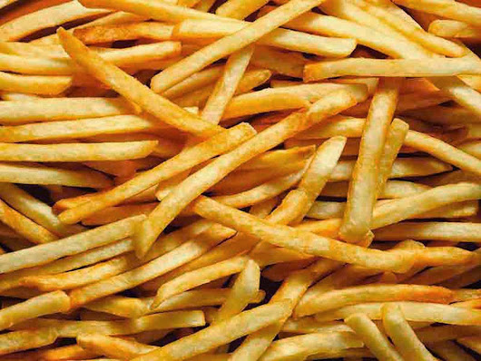 Do You Really Need To Be Afraid To Eat MacDonalds French Fries?