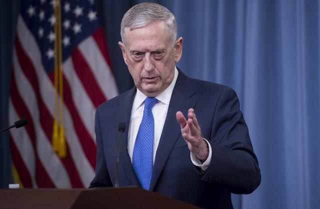 وزير الدفاع الامريكي :  لم ننسق مع الروس في ضربات سوريا