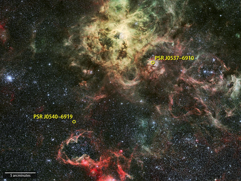 extra galactic pulsars - HD1200×903