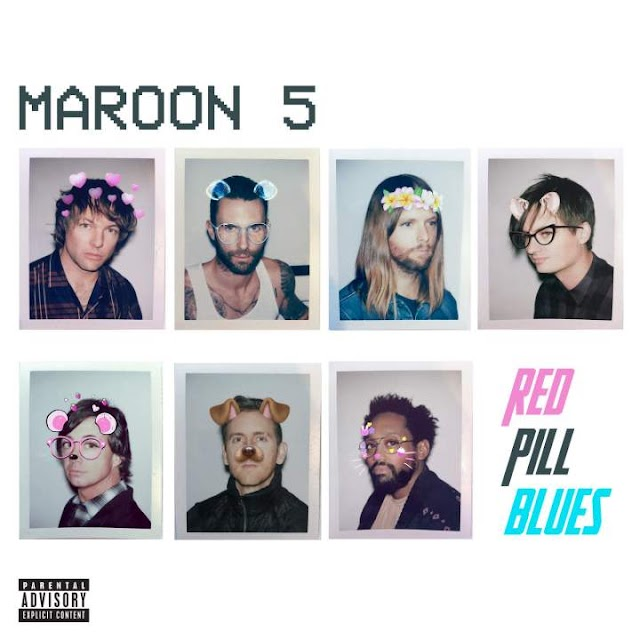 DOWNLOAD ALBUM: Maroon 5 – Red Pill Blues (Deluxe)
