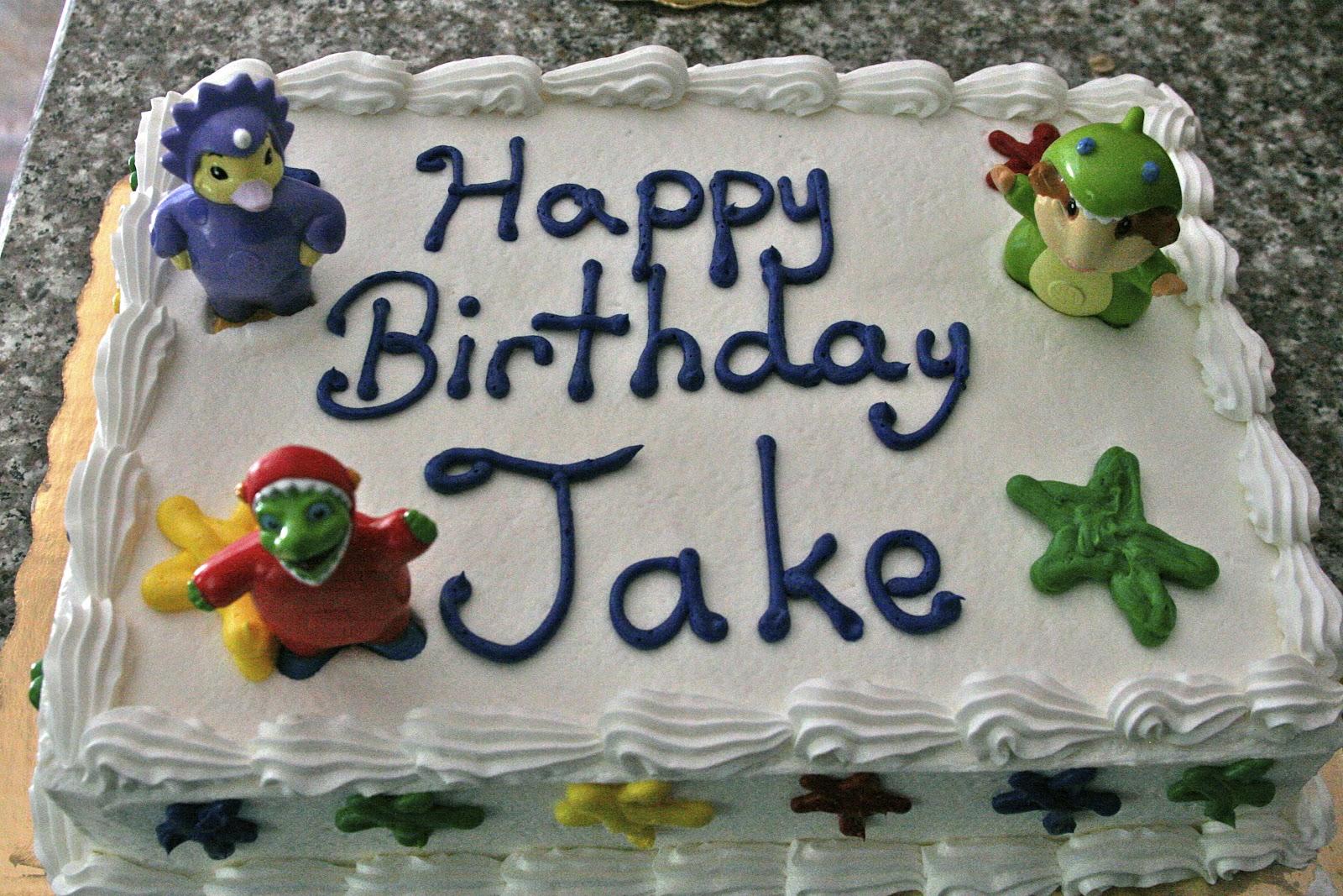Happy Birthday Vickie Cake