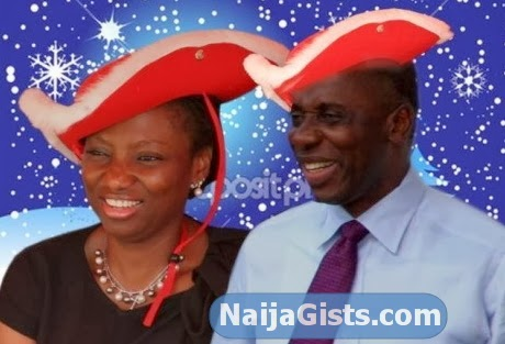 governor amaechi wife judith