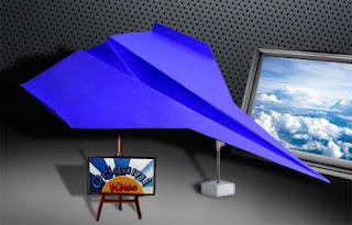 Avion En Origami Youtube
