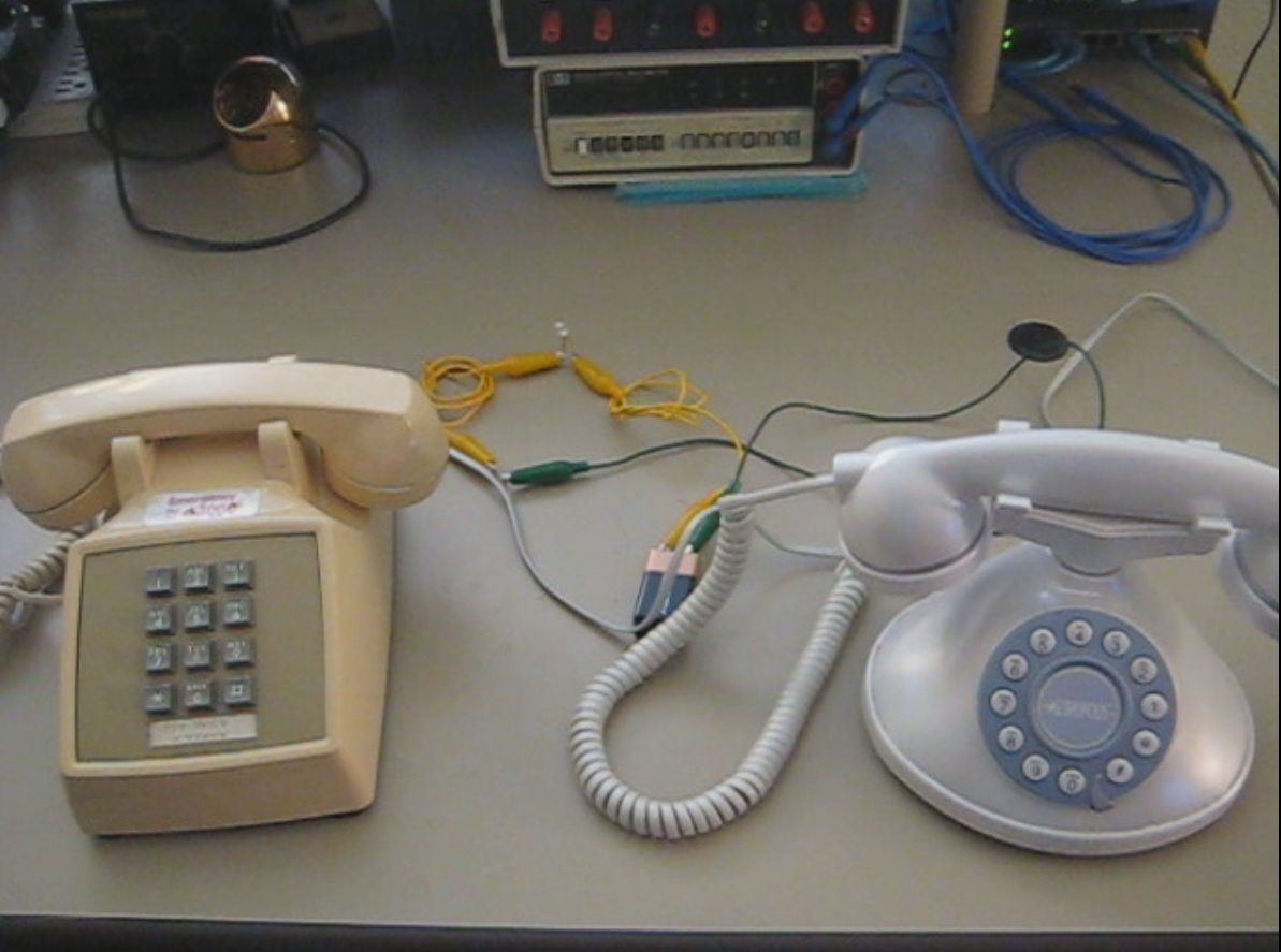 The Life of Kenneth: Two Phone Intercom Toy