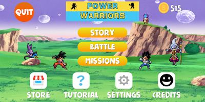 Power Warriors 8.0