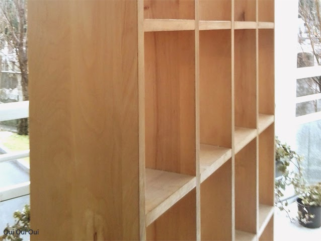 oui oui oui studio casiers bois. Black Bedroom Furniture Sets. Home Design Ideas