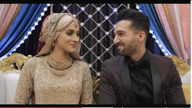Popular Social Media Couple Becomes Real Life Partners - Check Photos & Videos of Sham Idress and Saher (Froggy)