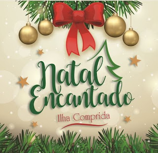 Lançamento da decoração natalina 2019 será na sexta 07/12 com o Natal Encantado