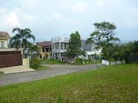 Rp.3.750.000 Dijual Kavling Murah Sertifikat Posisi Hook Di Cluster Depan Sentul City (Code:148)