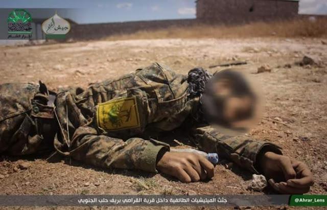 Bukit Al Qarasi, Saksi Bisu Jaisyul Fath Bantai Puluhan Milisi Syiah