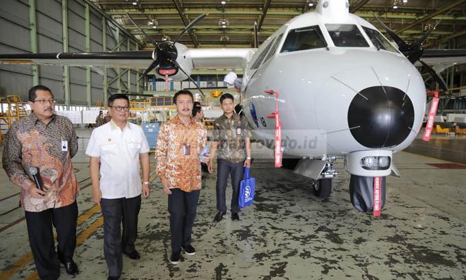 Alokasi Dana Pembelian Pesawat N-219 Bertambah jadi Rp 80 Miliar